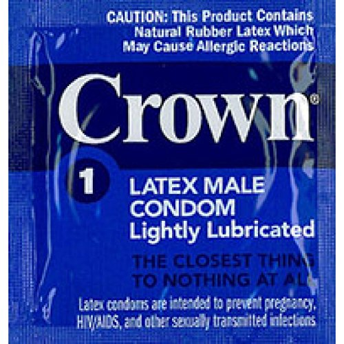 Snug Fit Variety Pack with Silver Pocket/Travel Case- Lifestyles, Crown, Kimono, and Caution Wear Lubricated Latex Condoms-24 Count by Crown, Lifestyles, Kimono, Caution Wear, Condom Source (Image #7)