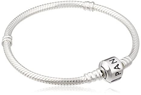 952b3053a4a Amazon.com: Pandora Iconic Silver Charm Bracelet, Sterling Silver, 6.7 in:  Everything Else