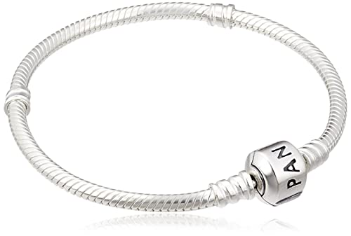 c82719eb18fb06 Pandora - Bracciale Donna, Argento Sterling 925, 17 cm: Amazon.it ...