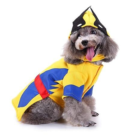 ELLANM Ropa para Perros Ropa de Navidad Ropa de Mascota Creativa ...