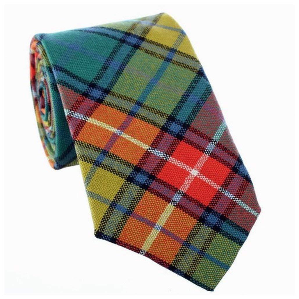 Buchanan Ancient Tartan Ties 100/% Wool