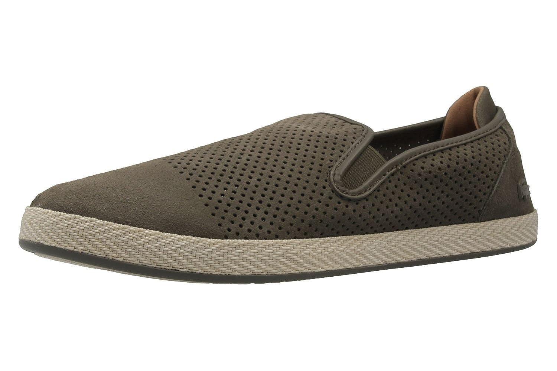 Lacoste   Herren Slipper   Schuhe Tombre   Khaki Schuhe  in Übergrößen 4a76ea