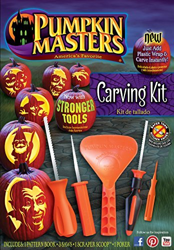 Pumpkin Masters 102632 Pumpkin Carving Kit by Pumpkin Masters Seasonal Distribution