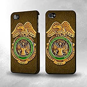 iphone covers Apple Iphone 6 plus Case - The Best 3D Full Wrap iPhone Case - Military Police v
