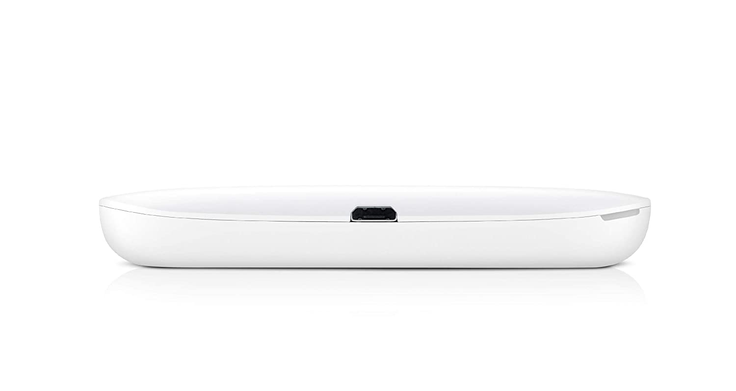 Certified Refurbished non network logo Gaming// Travel Mobile Wi-Fi Unlocked to all Networks with No Configuration Required- Genuine UK Warranty stock - Huawei E5330 White 3G