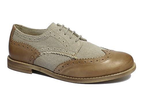 Boutique en ligne 7e223 d1969 Oca Loca 5557-28, Zapatos de Cordones Oxford para Niños ...