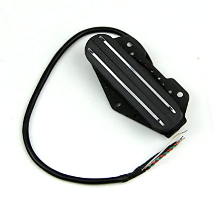 Awesome Amazon Com Heroneo Artec Hot Rail Single Coil Humbucker Pickup For Wiring Digital Resources Ommitdefiancerspsorg