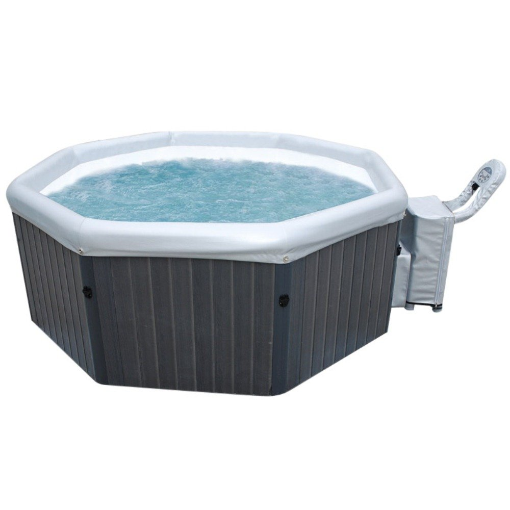 inflatable spa hot tub gadget portable petagadget z airjet lay paris