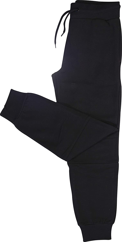 More Mile - Pantalones de chándal para niño, Color Negro: Amazon ...
