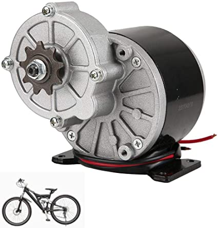 24V 350W Electric Motor Brushes Motor Gear Motor Motor for Electric Bicycle E-Bike