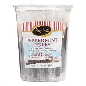 Bogdon's Old Fashioned Peppermint Sticks Tub