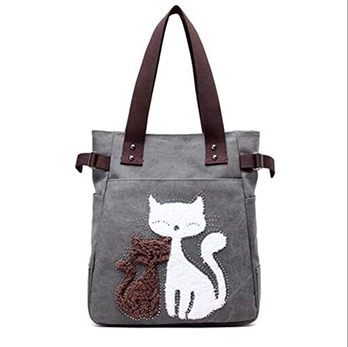 3e864525ef Luimode - Borsa a tracolla ragazza, donna , grigio: Amazon.it ...