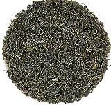 MeiMei Fine Teas Organic Sichuan Early Spring Green Tea – Chinese Loose Leaf Green Tea – High Mountain Single Origin – Antioxidant Tea Refreshing (75g /2.65oz) For Sale