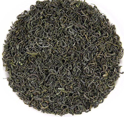 anic Early Spring Sichuan Green Tea - Mao Feng Green Tea 100% Pure Loose Leaf - Single Origin High Mountain - Mellow Sweet Vegetal Refresh Smooth 75g/2.65oz ()