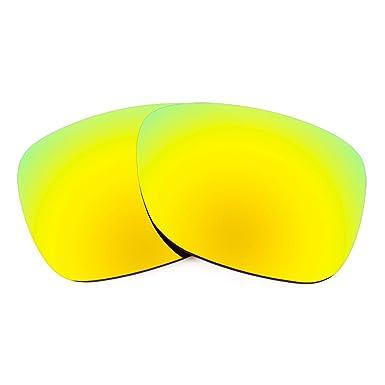 Revant Ersatzlinsen für Ray Ban Justin 54mm RB4165 Polarisierung Emerald Grün MirrorShield® fu85piPliS