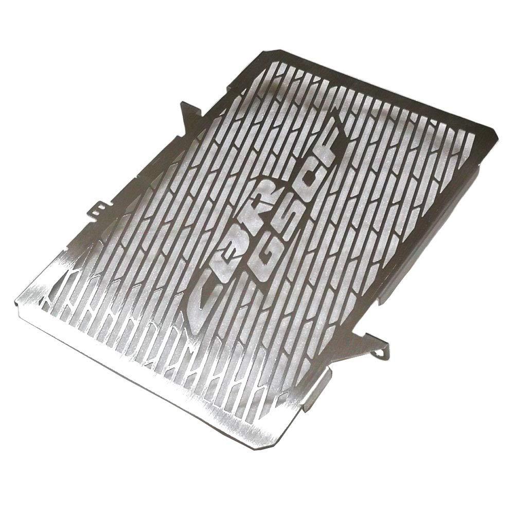 Unlimited Rider Chrome Stainless Steel Radiator Guard Grille Cover Guard Grill Guard Shield For Honda CBR650F CB650F 2014 2015 2016 2017 2018 CBR CB 650 F 650F