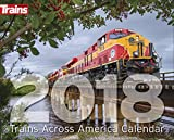 Trains Across America 2018 Calendar