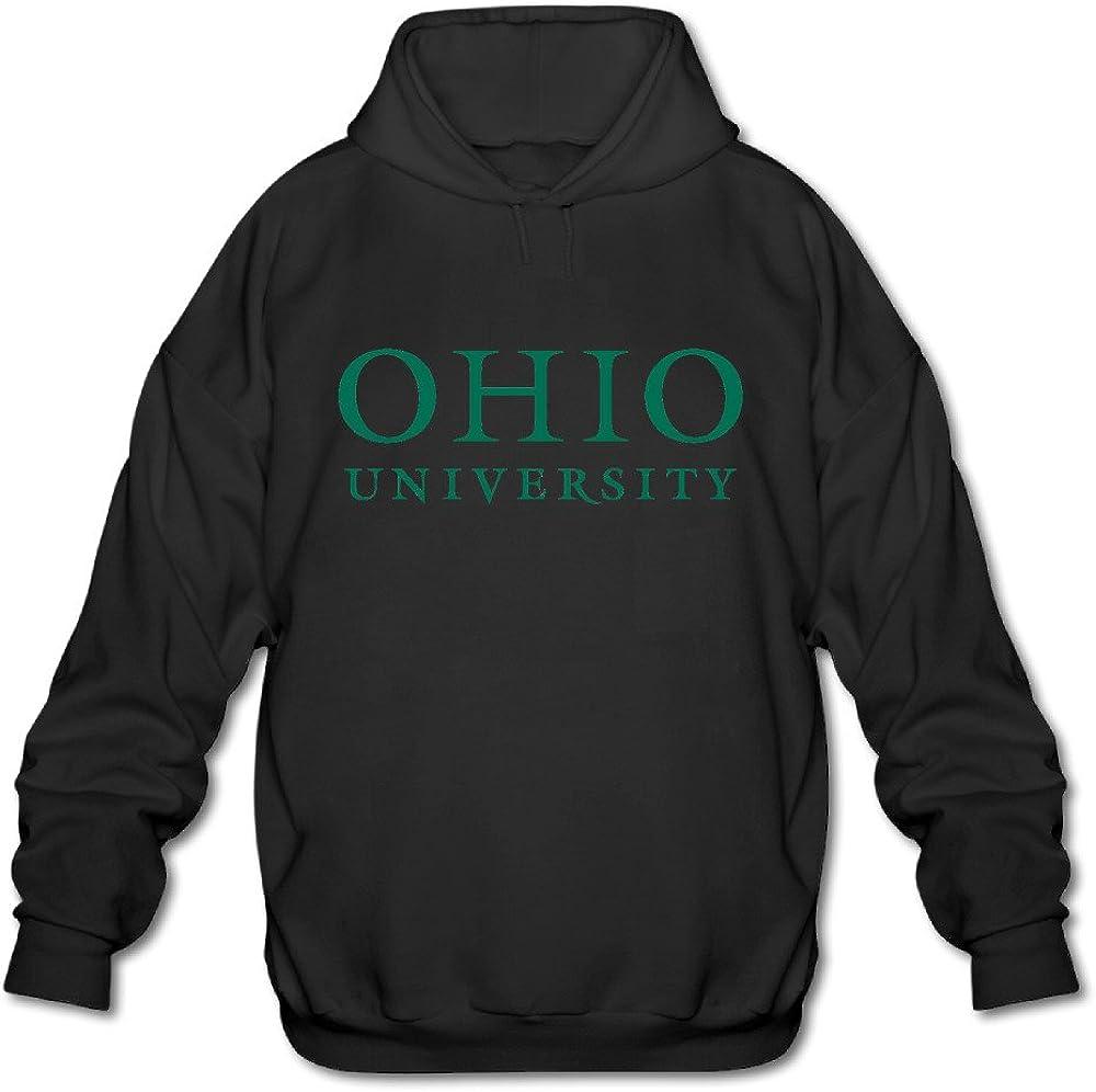 Baihu62 Adult Ohio University Hoodie T-shirts Brand New Good