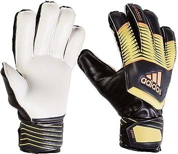 size 40 65e05 7a761 Adidas Torwarthandschuhe Predator Fingersave Junior, Schwarz, Gelb