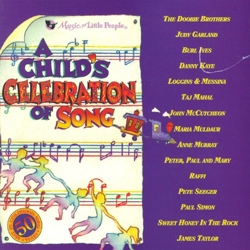 Gospel Blues Music (A Child's Celebration Of Song)