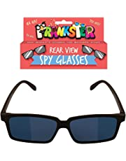 HENBRANDT NEW REAR VIEW SPY GLASSES MIRROR SEE BEHIND YOU!!