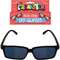 NEW REAR VIEW SPY GLASSES MIRROR SEE BEHIND