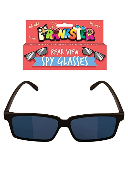 9d9f24a5d4b HENBRANDT NEW REAR VIEW SPY GLASSES MIRROR SEE BEHIND YOU!!  Amazon.co.uk   Toys   Games