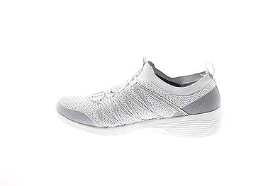 6a618cf0f3 Skechers Women's Arya Slip On Trainers: Amazon.co.uk: Shoes & Bags