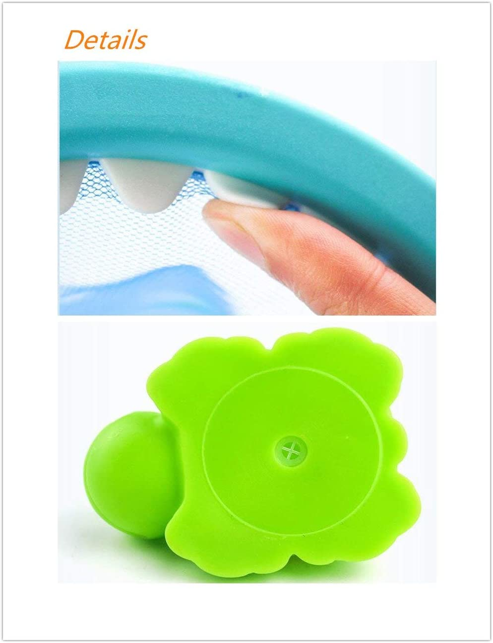 Baby Bathtub Swimming Pool Rubber Float Squeeze Sound Play Toys Sea Animals Floating Bath Squirters Kids Bathing Squirt Toys MEYALL Baby Floating Bath Toy