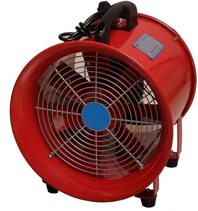 Ventilador industrial portátil de PVC resistente con ventilador ...