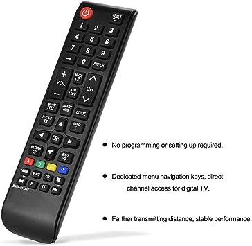 Repuesto de mando a distancia original Samsung BN59-01199F, Kingnew para Samsung LCD LED HDTV 3D Smart TV: Amazon.es: Bricolaje y herramientas