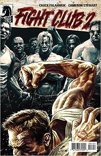176a706109409 Fight Club 2 #1 Bermejo Ultra Rare Variant Comic Book: Chuck ...