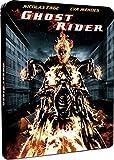 GHOST RIDER (Blu-ray Steelbook) [Region-Free UK Exclusive Limited Edition Steelbook]
