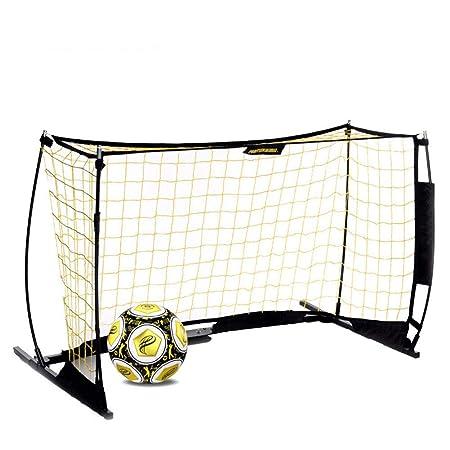 Z-ZH Red Plegable de fútbol Gate - Goal Gate Red de balón de ...