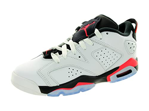 official photos 73151 555de Nike Air Jordan 6 Retro Low Bg, Zapatillas de Deporte para Niños   Amazon.es  Zapatos y complementos