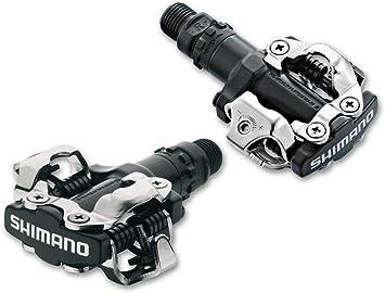 Shimano PD-M520 SPD - Pedales para Bicicleta de montaña: Amazon.es ...