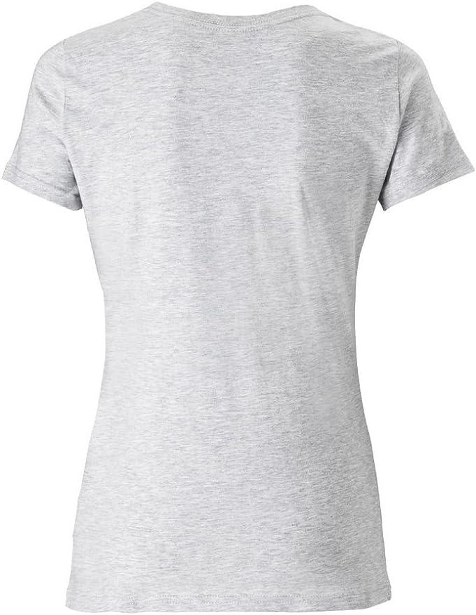 Animal t-shirt-des Muppets show Femmes t-shirt-Girls shirt-gris chiné-Logoshirt