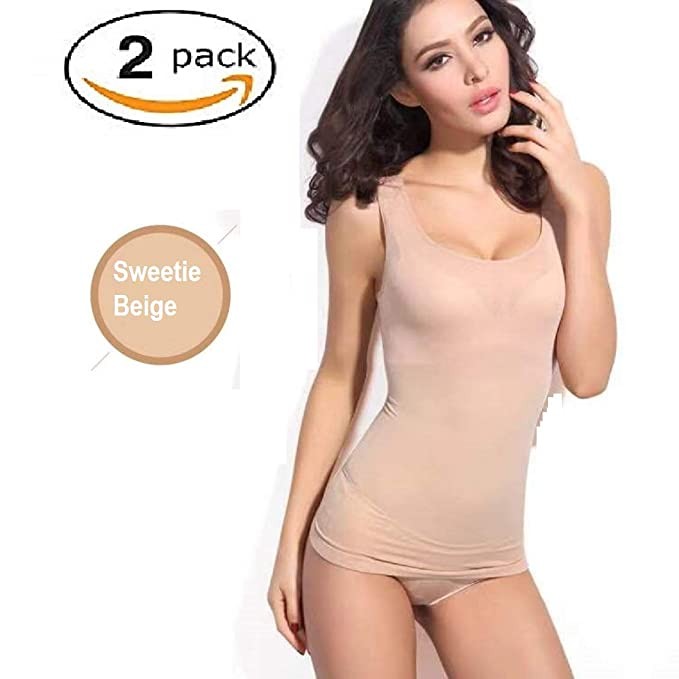 e447c1bf71 Image Unavailable. Image not available for. Color  2 Pack Women s Seamless  Maidenform ...
