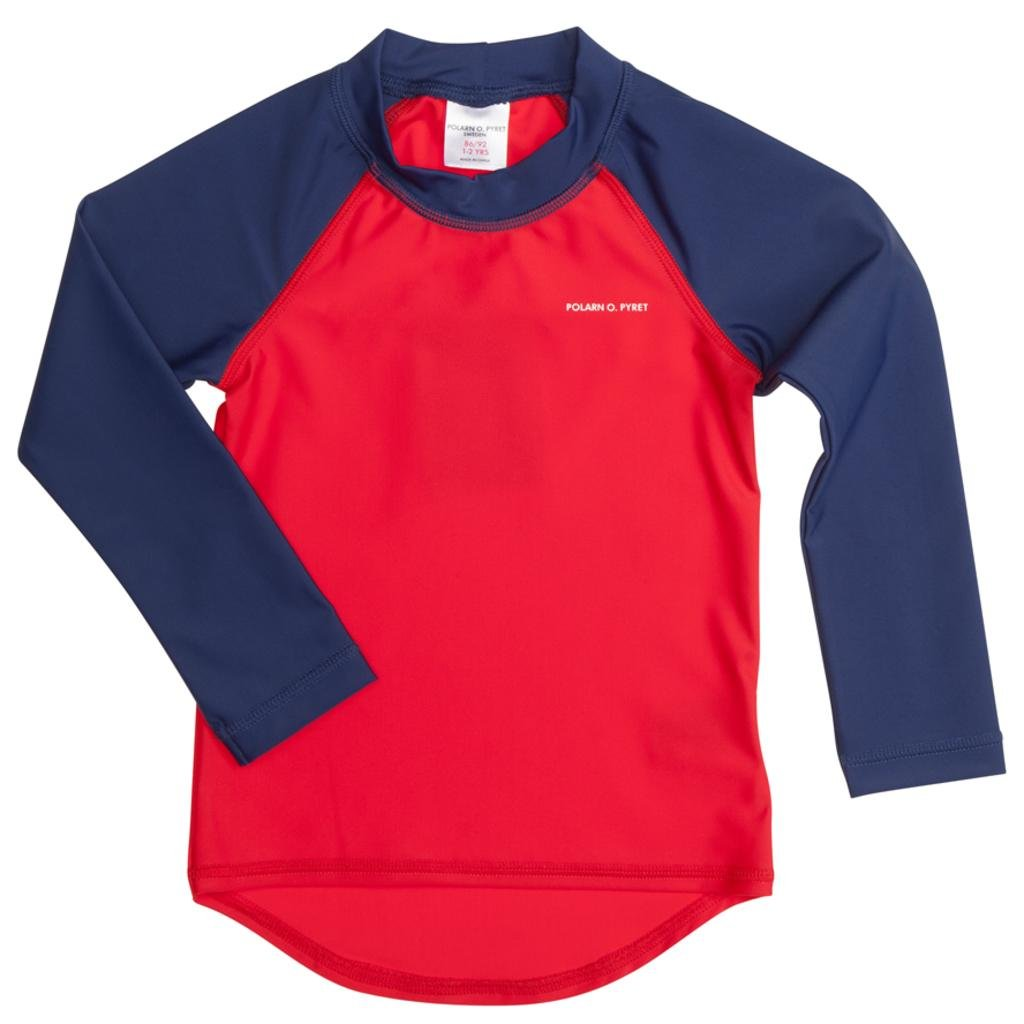 Polarn O. Pyret Two Tone ECO UV Rash Guard TOP (Baby)