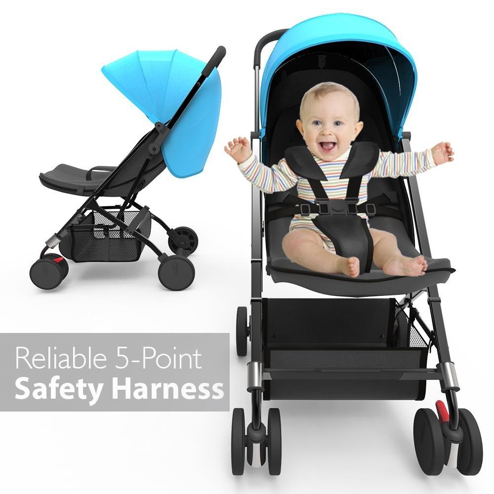 Amazon.com : Jovial Portable Folding Baby Stroller - Lightweight ...