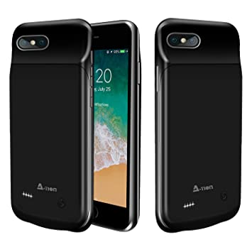 A-TION Funda Bateria iPhone 8/7 / 6S / 6, Ultra [3000mAh ...