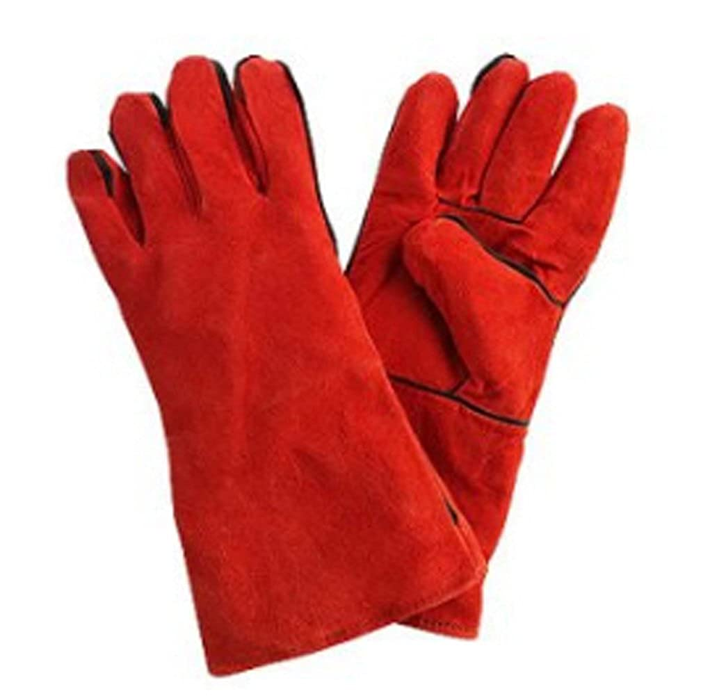 Camping Gloves BBQ Glove Heat Resistant Gloves Grill gloves Fireplace gloves