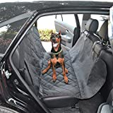 Pet Rear Bench Seat Cover for Cars – Nonslip Waterproof and Machine Washable Hammock for Dogs , Can be used as Picnic Seat Pad Review