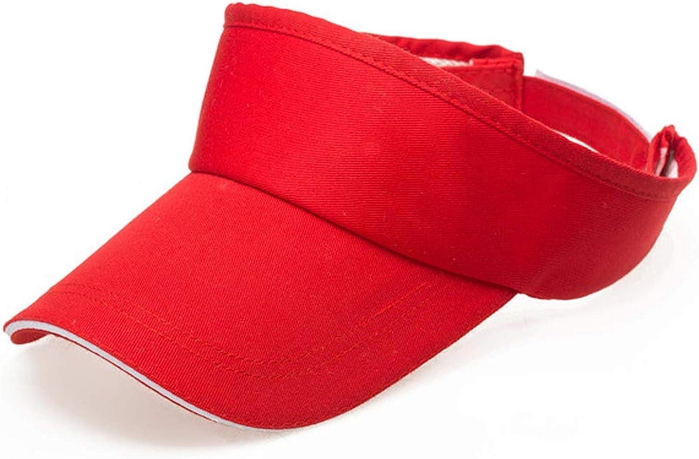 Summer Cap Black hat Solid Visor Sun hat Female dad Hats Preto Hip hop Visor Baseball caps