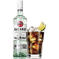 Bacardi 百加得 百加得百家得白朗姆酒【BACARDI 】进口烈酒750ml