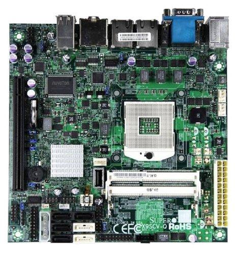Super Micro QM67  DDR3-1333 Socket G2 Motherboards X9SCV-Q-O