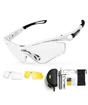Gafas de sol polarizadas para hombre - Gafas de cambio de color inteligentes, para Ski