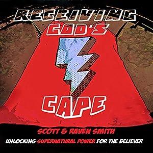 Receiving God's Cape Audiobook