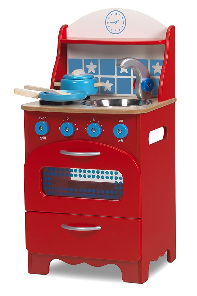 Inspirational Nurseries RE65 Super Star Kitchen Toy Millhouse