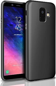 AROYI Funda Samsung Galaxy A6 2018, Funda Suave TPU Silicona Gel ...